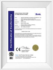 轴承加热器CE证书
