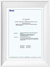 轴承加热器EMC检测报告