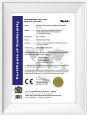 轴承加热器ENC证书