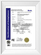轴承加热器FC认证