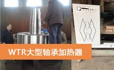北京水泥行业大赞WTR-90-4大型轴承加热器