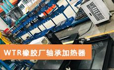 辽宁某橡胶公司锁定WTR轴承加热器