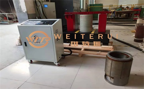 天津新能源再次选择的电机铝壳加热器