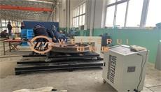 WTR轴承加热器为岗山铁路奉献一份力